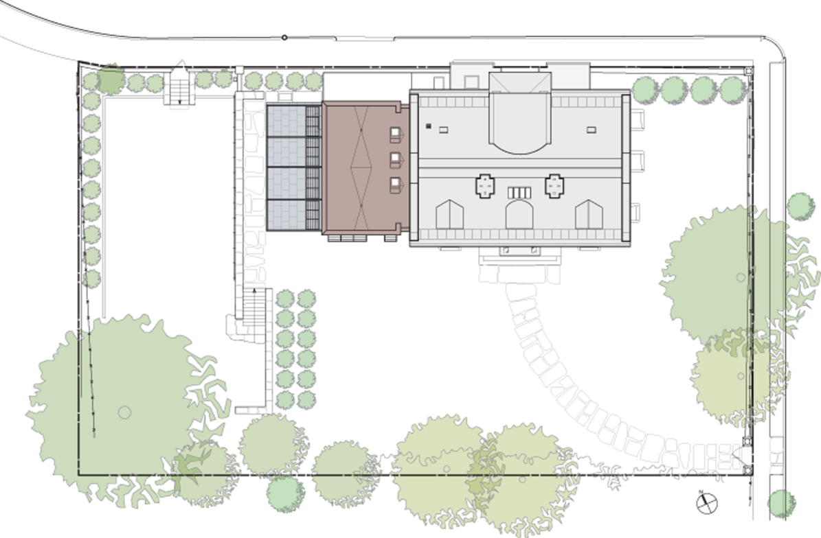 55_Fayerweather_Rendered Site Plan